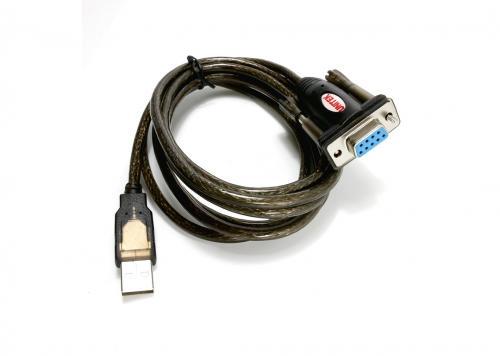 CÁP USB 2.0 -> RS232 UNITEK Y 105D