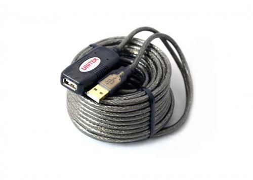 CÁP USB NỐI DÀI EXTENSION UNITEK 15M U-265 (2.0)