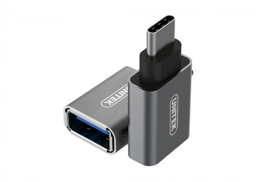 ĐẦU ĐỔI TYPE-C -> USB 3.0 UNITEK (Y-A 025CGY)