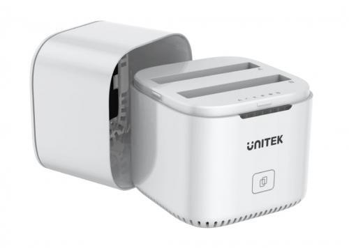 HDD DOCK TYPE-C -> SATA III 2.5 UNITEK (S1105A)