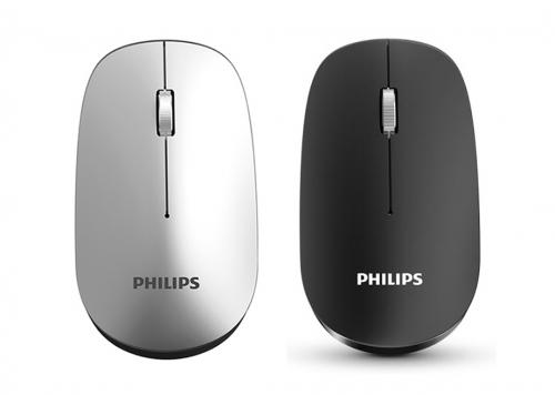 MOUSE PHILIPS SPK 7305 BẠC (KD)