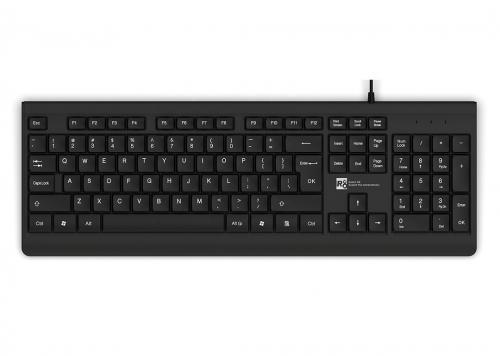 KEYBOARD R8 KB 1806 (USB) ĐEN