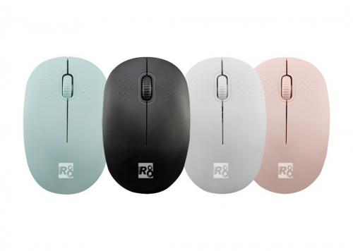 MOUSE WIRELESS R8 (1705)