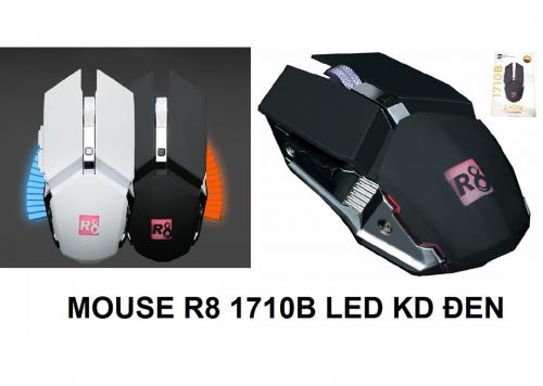 MOUSE WIRELESS LED R8 1710B