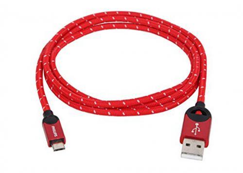CÁP USB 2.0 -> MICRO USB 1.2M PHILIPS (DLC2618N/97)