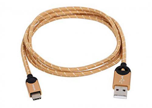 CÁP USB 2.0 -> TYPE-C 1.2M PHILIPS (DLC2628G/97)