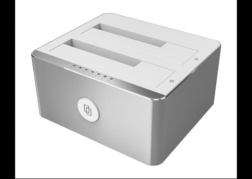 HDD DOCKING STATION USB 3.0 -> SATA III 2.5/3.5 UNITEK (Y-3026)
