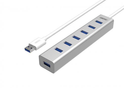 HUB 7-1 USB 3.0 UNITEK (Y-3090)