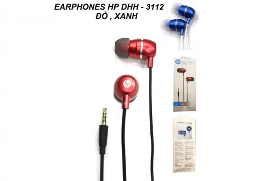 EARPHONE HP DHH 3112