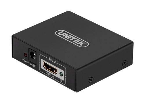 MULTI HDMI 1-2 4K UNITEK (Y-5183A)