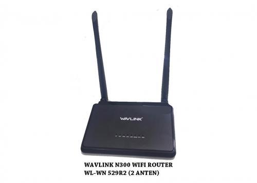 WAVLINK N300 WIFI ROUTER (WL-WN529R2)