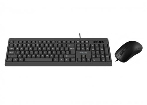 KEYBOARD MOUSE PHILIPS SPT6224