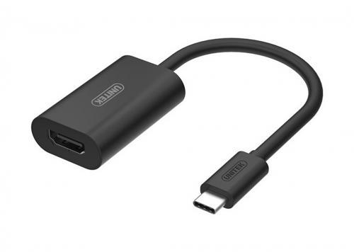 CÁP TYPE-C -> HDMI UNITEK (Y-6319BK)