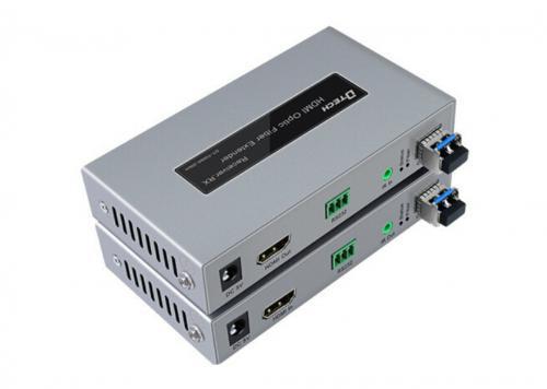 HỘP NỐI DÀI HDMI -> CÁP QUANG 20KM DTECH (DT-7059A-20KM)