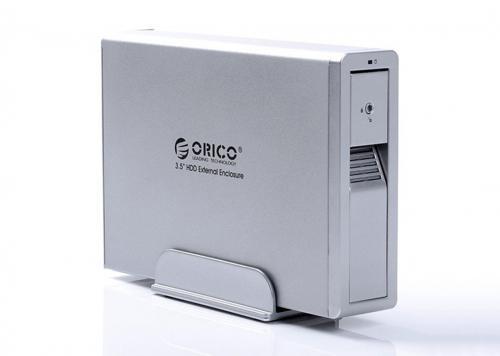 HDD BOX USB 3.0 -> SATA III 3.5 + LOCK ORICO (7618US3)