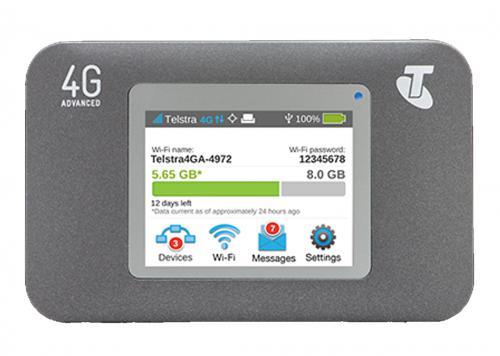 WIFI 4G ADVANCED AIRCARD NETGEAR (782S)