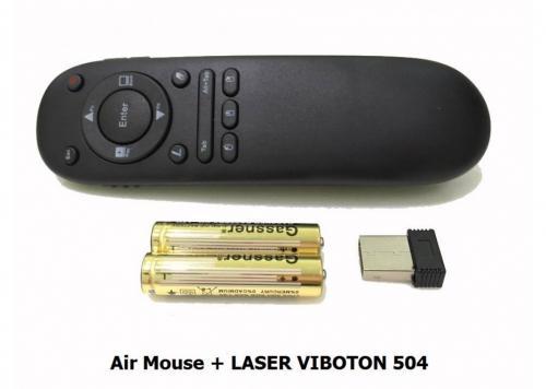 AIR MOUSE LASER VIBOTON (504)