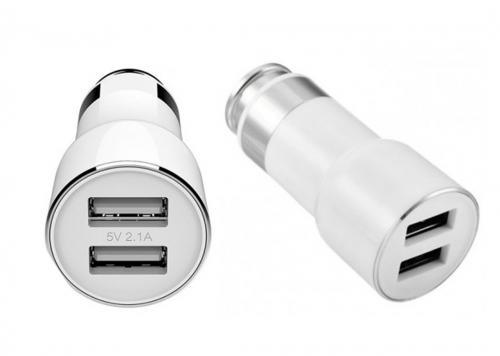SẠC XE HƠI 2 USB 2.4A XIAOMI ROIDMI (BFQ 01RM) (BT)