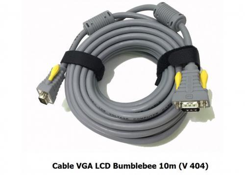 CÁP VGA LCD BUMBLEBEE 10M V 404
