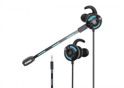 EARPHONES BLUETOOTH SOMIC G618 PRO