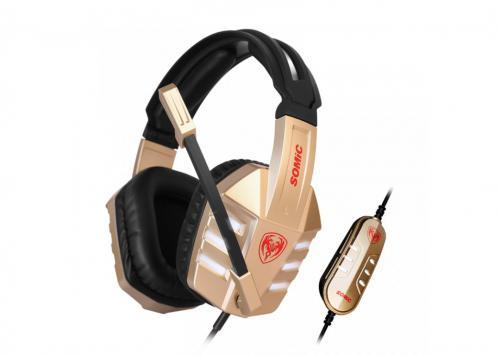 HEADSET SOMIC ( G928 VIP )