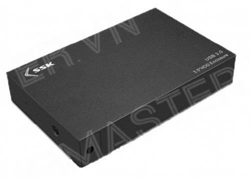 HDD BOX SATA 3.5 USB 3.0 SSK (HE - G3000)