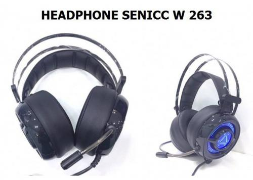 HEADSET SENICC (W263)