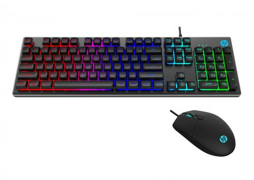KEYBOARD MOUSE LED KM300F