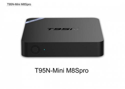 TV BOX ANDROID MINI 2G+8G 4K M8S PRO (T95N)