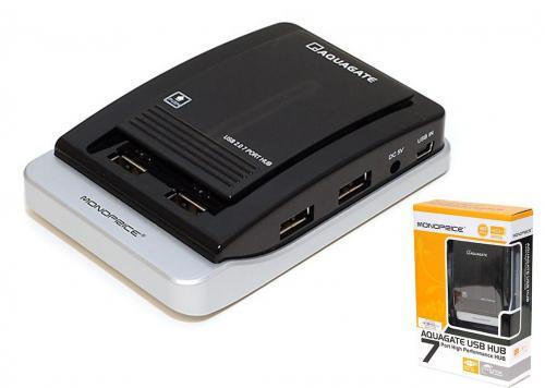 HUB USB 7P 2.0 WAVLINK (WS-UH2070)