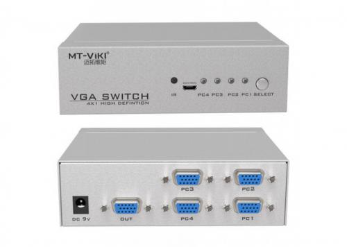 DATA VGA 4-1 MT-VIKI (MT-15-4DH)