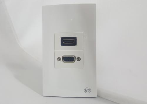 MẶT VGA + HDMI ĐẦU CONG
