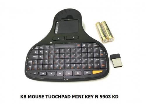 KEYBOARD MOUSE TOUCHPAD MINI (N5903)