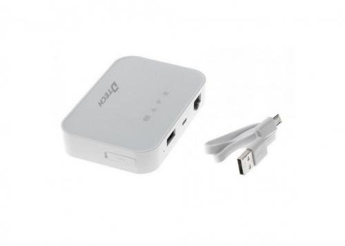 WIFI 3G/ROUTER/REPEATER DTECH (NB - 117)