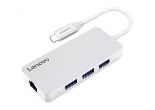 MULTIPORT HUB TYPE-C -> 3 USB 3.0 + LAN LENOVO (C506SL)