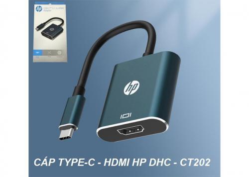 CÁP TYPE-C -> HDMI HP DHC CT202