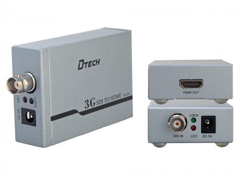 HỘP CHUYỂN ĐỔI SDI -> HDMI DTECH (DT-6514A)