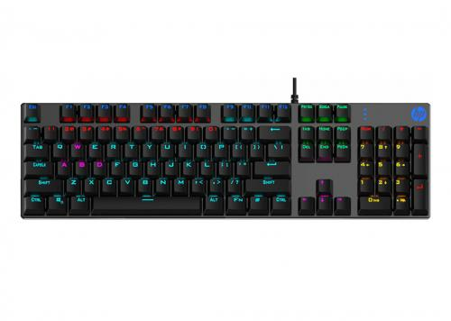 KEYBOARD LED RGB HP GK400F