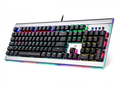 KEYBOARD LED RGB HP GK520