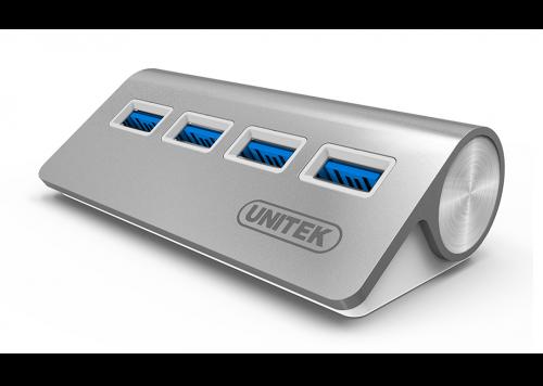 HUB 4-1 USB 3.0 UNITEK (Y-3186)