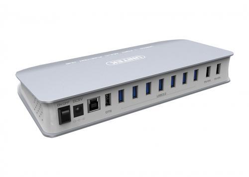 HUB 7-1 USB 3.0 + 2 CHARGING 2A + USB OTG 2.0 UNITEK (Y-3180)