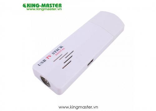 TV BOX + FM KINGMASTER (KM-268)