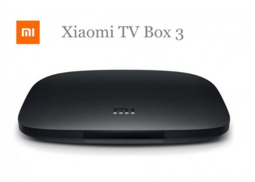 TV BOX ANDROID MIBOX3 XIAOMI (MDZ-16AA)