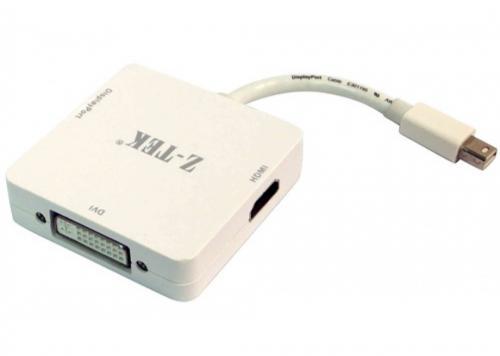 CÁP MINI DISPLAYPORT - HDMI + DVI (ZY - 030)