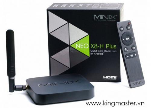 TV BOX ANDROID MINIX (NEO-X8-H PLUS)