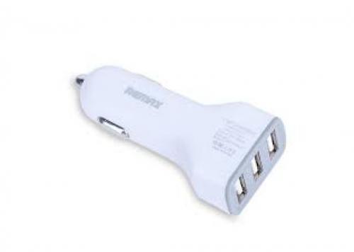 SẠC XE HƠI 3 USB 3.6A JIAN REMAX (CC - 301)