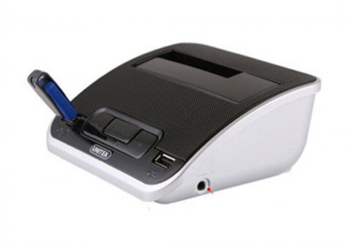 HDD DOCKING USB 2.0 -> SATA 2.5/3.5 + HUB + AUDIO UNITEK (Y-1060S)