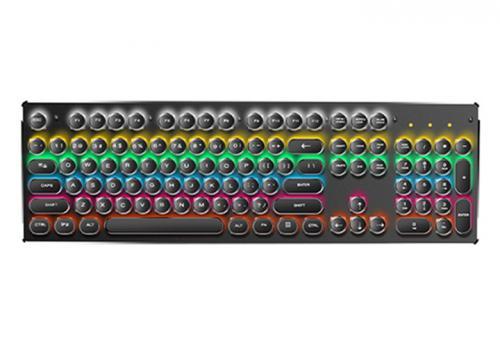 KEYBOARD LED RGB SUNROSE T620S