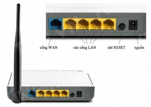 TENDA wifi (316R)