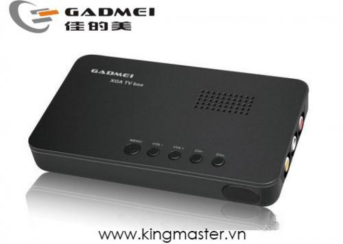 TV BOX GADMEI (2810E)